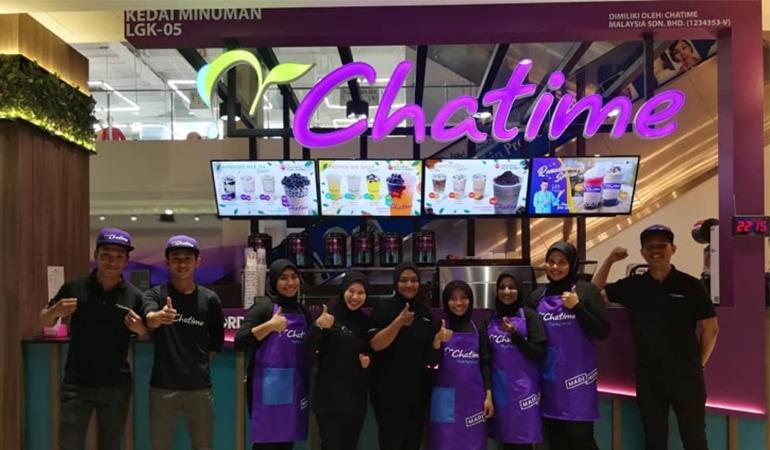 Chatime @ 1st Avenue, Penang