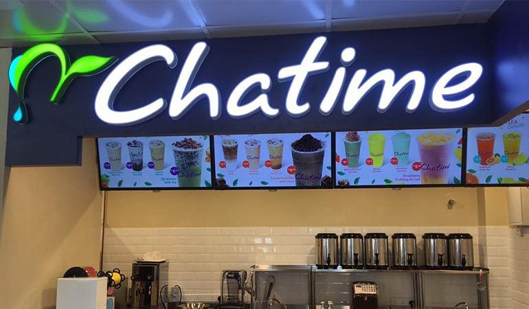 Chatime @ Shell Bangi